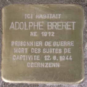 Adolphe Breret