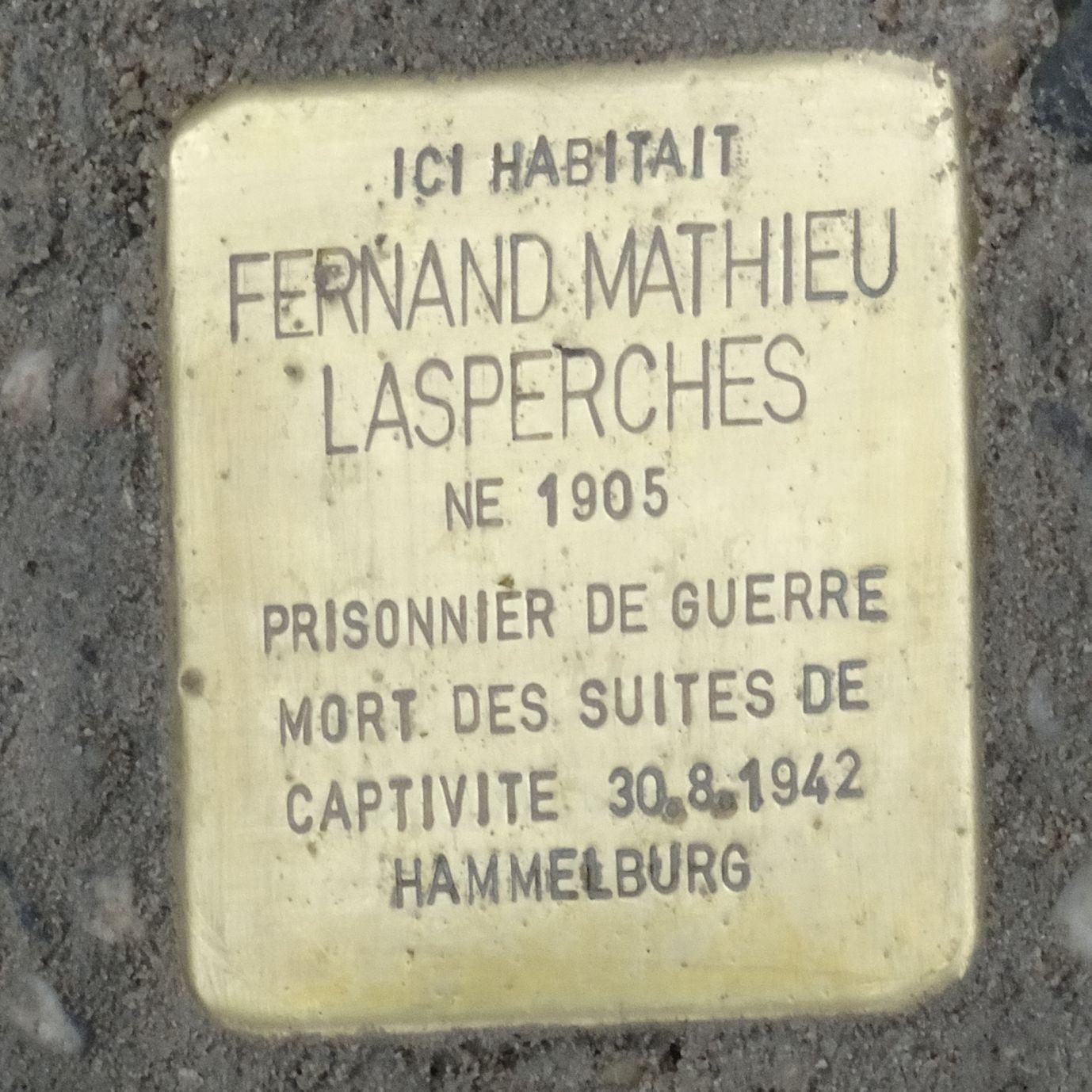 Fernand Lasperches
